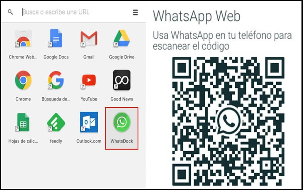 steps to install WhatsApp on Chrome