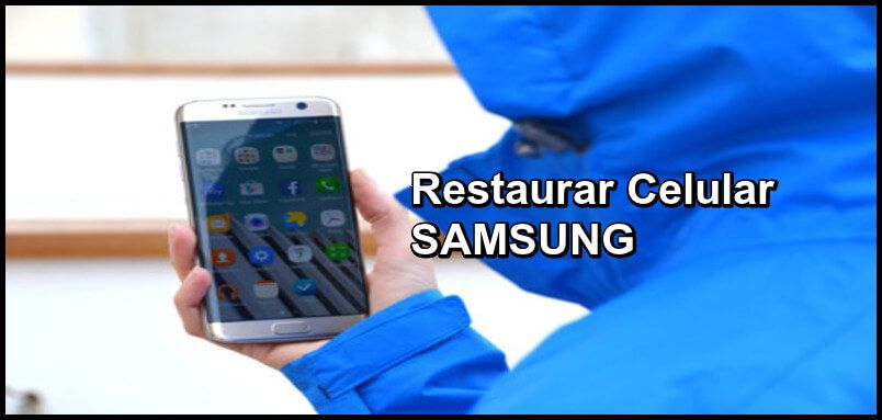 Learn how to ⭐ RESET, reset or reboot a samsung to the factory version ✅ with buttons or MANUALLY⭐ and optimize the performance of the mobile.