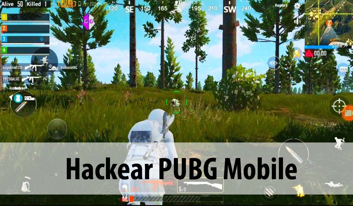 Hack PUBG Mobile Free step by step