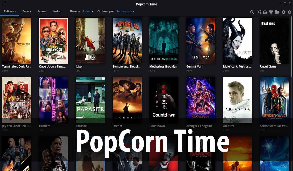 PopCorn Time is an excellent free Netflix-like platform