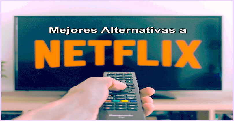 Ve Aquí las⭐ MEJORES ALTERNATIVAS a Netflix ✅ y así puedas contar con una plataforma parecida o una aplicación similar para ver películas gratis.