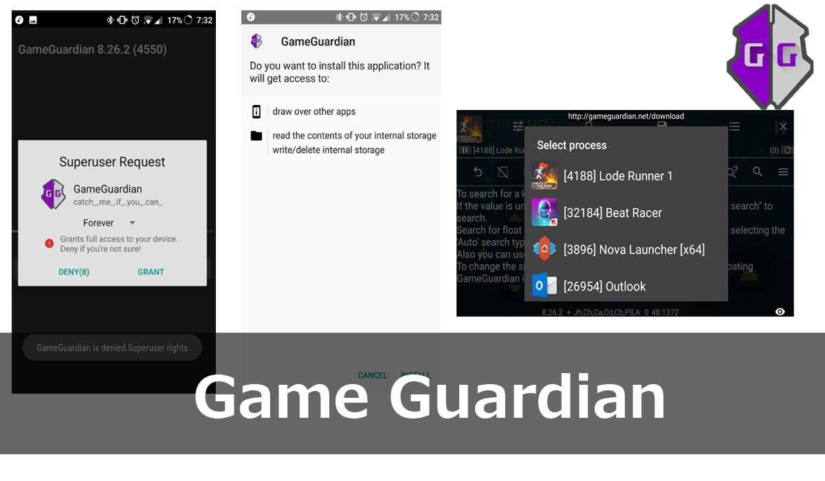 Cómo hackear con Game Guardian