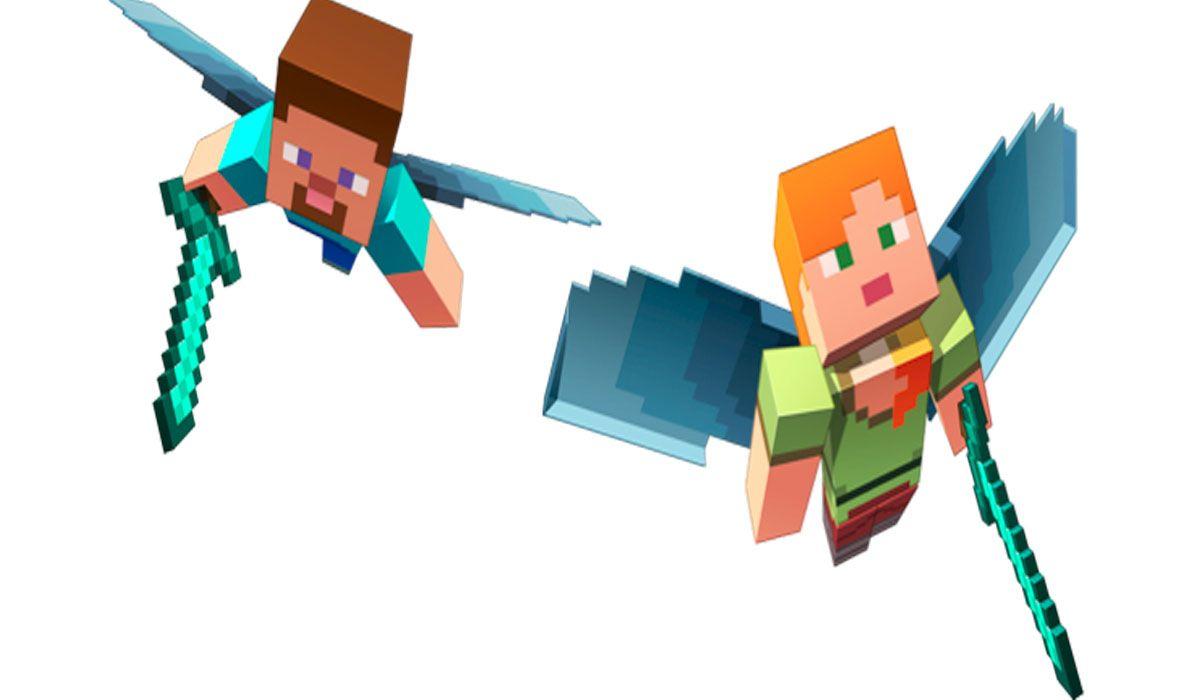 Historia de Minecraft