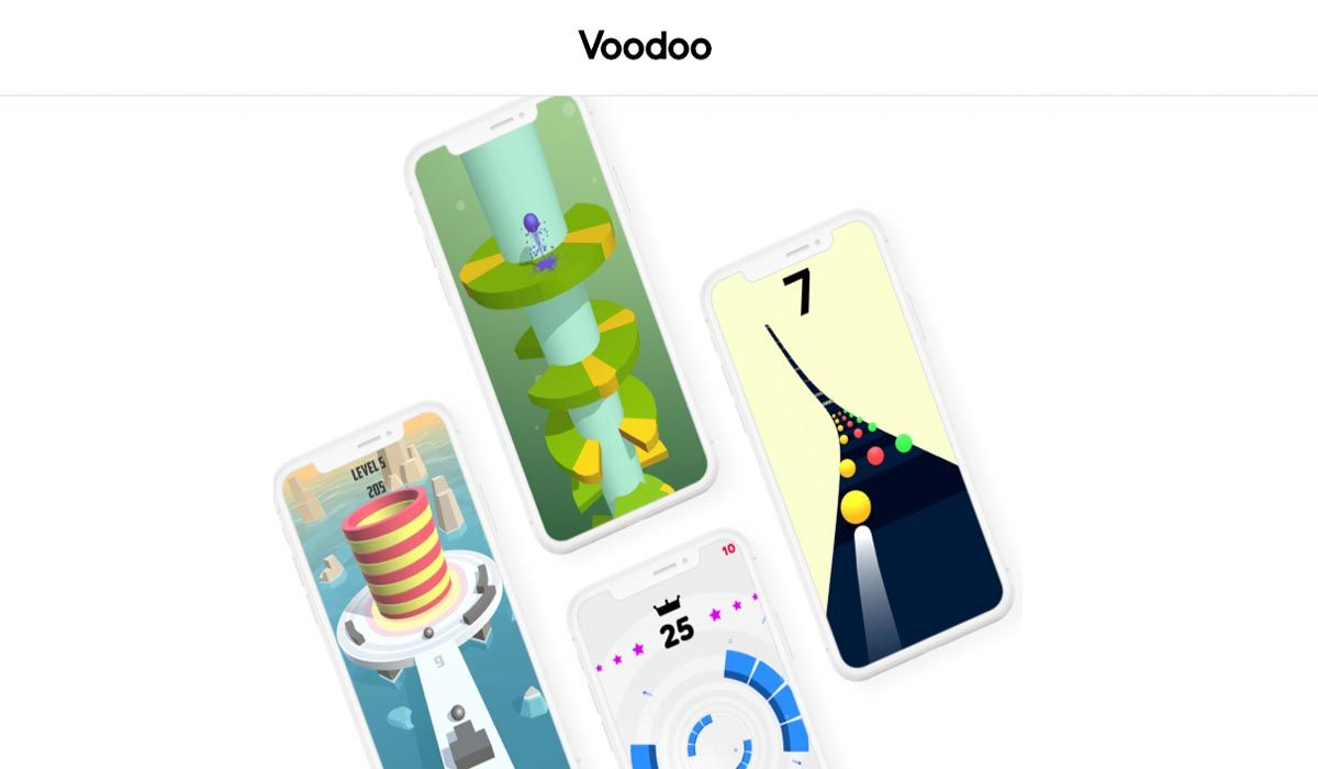 Voodoo, the company behind this game
