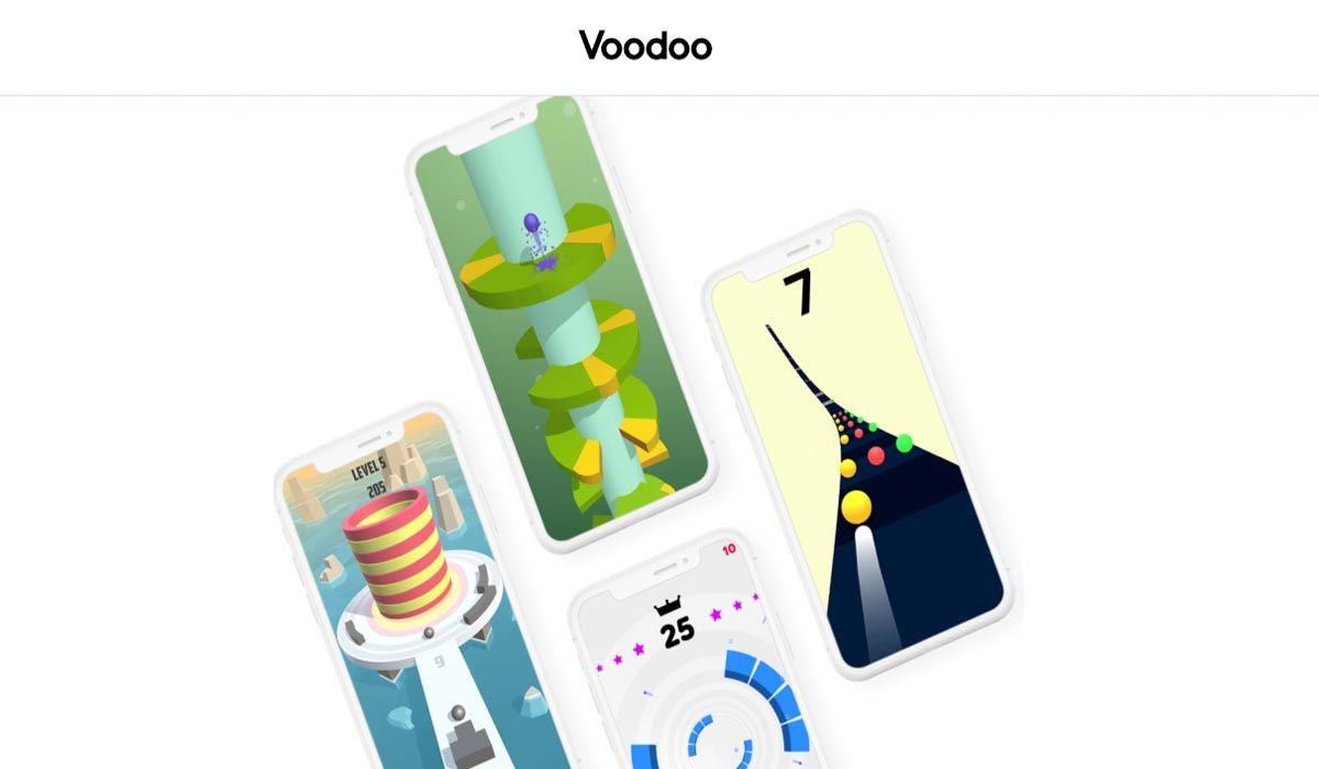 Voodoo, la empresa detrás de este juego