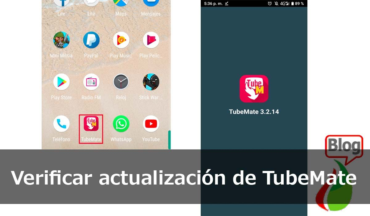 Cómo actualizar TubeMate paso a paso