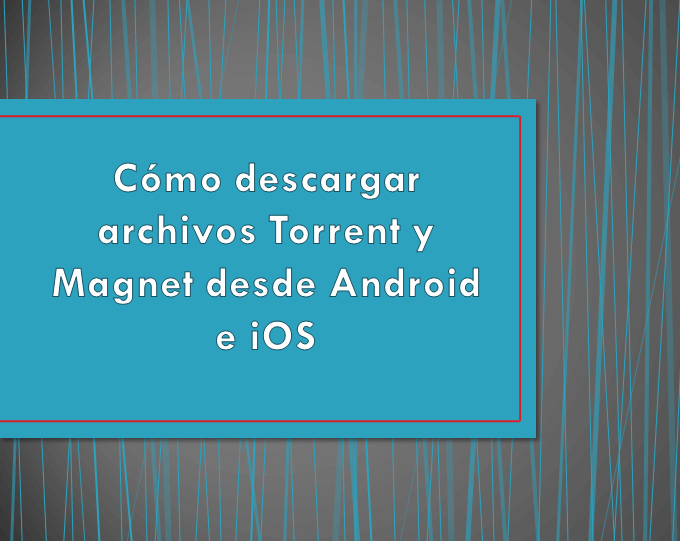 ⭐ See how you can download TORRENT FILES ✅ and Magnet from your Android or Apple (iOS) device for FREE, EASY and step by step.