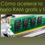 See how to ⭐ Speed up and FREE UP RAM MEMORY ✅ from your computer or PC to 100% for FREE and EASY with or without programs, step by step.