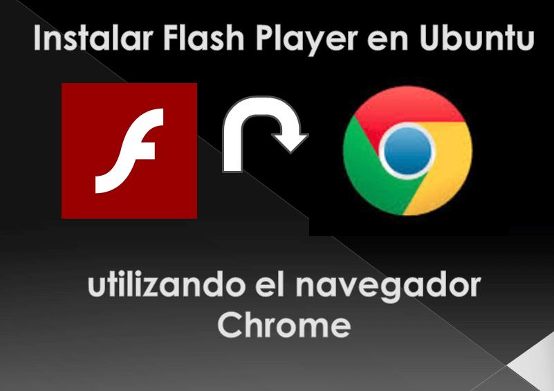 Adobe Flash Player para Ubuntu
