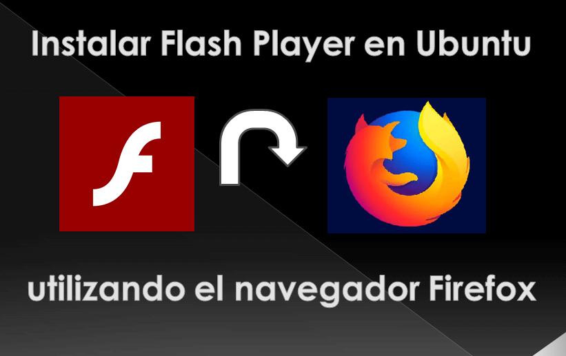 Adobe Flash Player para Linux Ubuntu