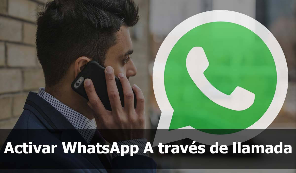 Verify WhatsApp with a call