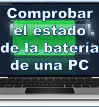 Aprende cómo ⭐ COMPROBAR el ESTADO de la BATERÍA ✅ de tu PC u Ordenador, y dar un diagnóstico de su uso, deterioro y más. ¡ENTRA!