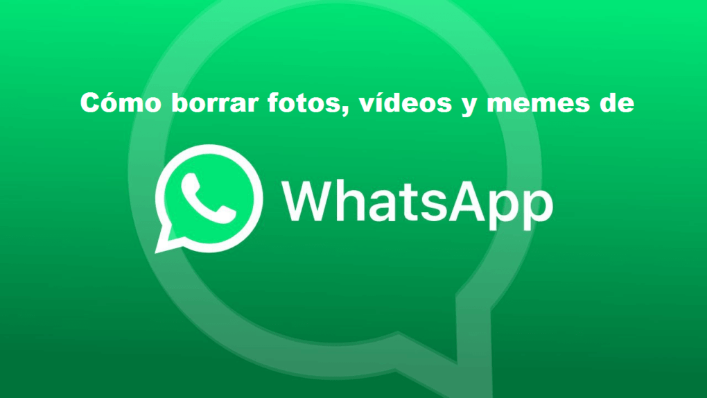 Learn how to ⭐ DELETE photos, images, VIDEOS and MEMES from WhatsApp ✅ that no longer interest you in an EASY, FREE and safe way. ENTERS!