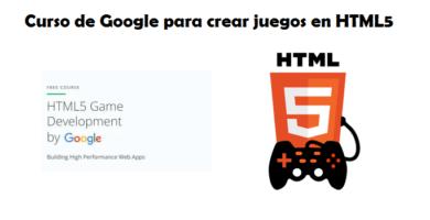 ¿Buscas un Curso para CREAR JUEGOS / VIDEOJUEGOS ✅ para plataforma web con HTML5, JavaScript y efectos CSS? ⭐ Entra AQUÍ.
