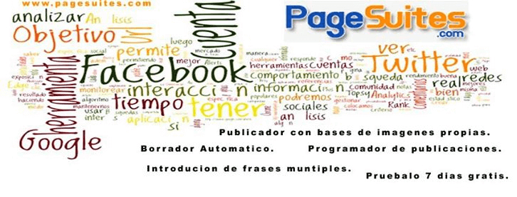 Pagesuites self-publisher