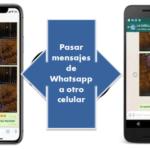 Ve cómo ⭐ PASAR tus Mensajes o Conversaciones de WhatsApp ✅ de un Android a otro, y de un Android a un iPhone de forma GRATIS y FÁCIL.