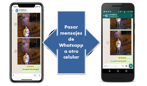 See how to ⭐ PASS your WhatsApp Messages or Conversations ✅ from one Android to another, and from an Android to an iPhone for FREE and EASY.