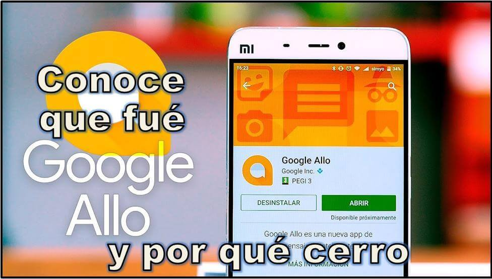 Did you use Google Allo a lot? ⭐ Do you wonder why it no longer exists? ENTER HERE ⭐ to find out what Google Allo was and why it closed. ✅