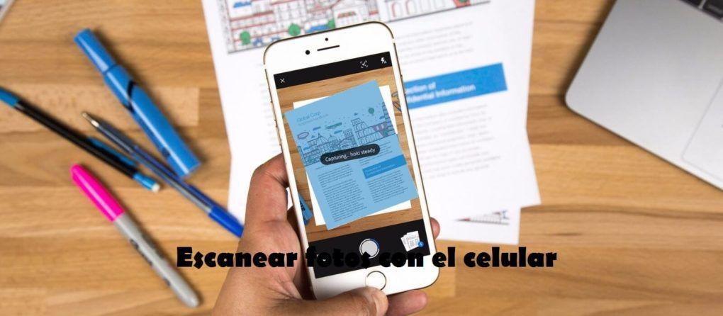 ¿Buscas ⭐ escanear tus fotos antiguas con el celular usando una app y de forma GRATIS? ENTRA AQUÍ ✅ para saber cómo hacerlo FÁCIL.