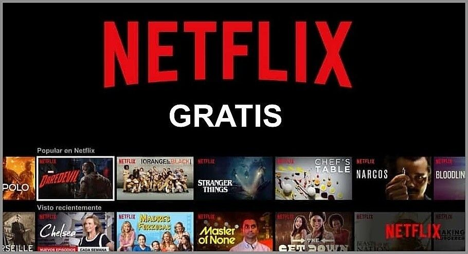 Learn ⭐️ How to HACK a NETFLIX account and thus enjoy a wide catalog of SERIES and FILMS totally free