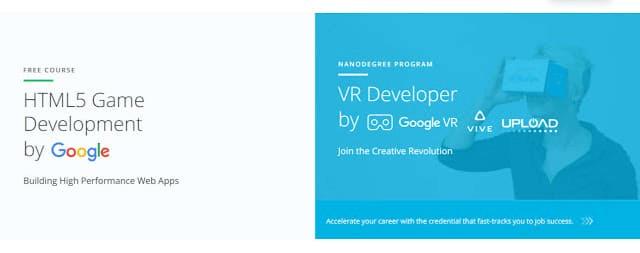 curso Google crear videojuegos en HTML5