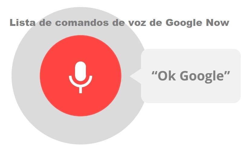 ¿Buscas una Lista de los ⭐ MEJORES Comandos de VOZ para utilizar en el asistente de Ok Google NOW? ✅ ENTRA AQUÍ para ver los mejores.