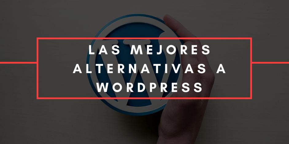 ¿Buscabas PROGRAMAS SIMILARES a WordPress? Ve Aquí ▷ Mejores ALTERNATIVAS A WORDPRESS ⭐️ Sistemas de gestión de contenidos con diseños adaptables ✅