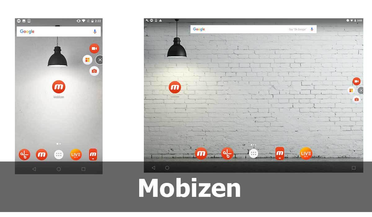 Mobizen es una de las apps de terceros que no deben faltar en tu dispositivo