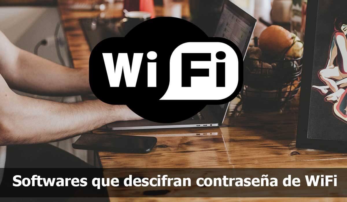 Softwares que descifran contrasena de WiFi