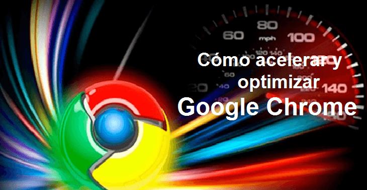 ¿Va lento tu navegador de Chrome? ENTRA AQUÍ ⭐ para aprender cómo OPTIMIZAR ✅, Acelerar y Mejorar el Rendimiento de Google Chrome.