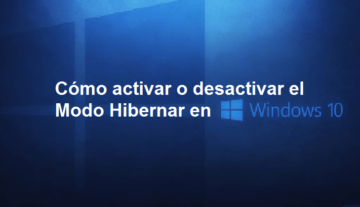 Looking to ENABLE or DISABLE Hibernate Mode for WINDOWS 10 system? ✅ ENTER HERE ⭐ And learn STEP by STEP how to do it from scratch.