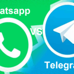 Who wins between TELEGRAM vs WHATSAPP? ✅ ENTER HERE, to see the best of each messaging app and choose an undisputed ⭐ WINNER.