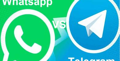 Who wins between TELEGRAM vs WHATSAPP? ✅ ENTER HERE, to see the best of each messaging app and choose an undisputed ⭐ WINNER.