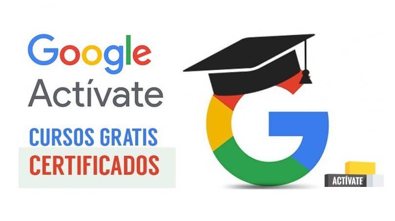 ¿Buscas cursos gratuitos de Google con certificación incluida? ✅ ENTRA AQUÍ ⭐, te tenemos una lista extensa de los mejores cursos.