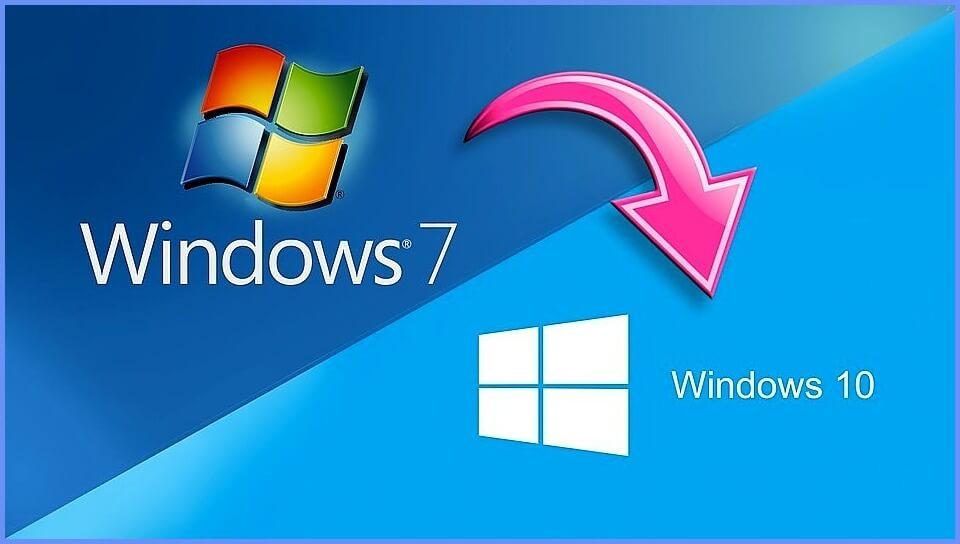 ¿Buscas cambiar o actualizar tu sistema de Windows 7 al nuevo Windows 10? ✅ ENTRA AQUÍ para aprender cómo hacerlo de forma fácil.