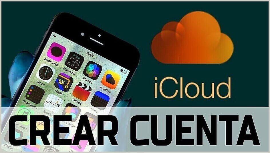 ENTRA AQUÍ ⭐ para aprender cómo Crear una NUEVA CUENTA ✅ de Apple iCloud de forma Gratis y fácil desde PC Windows, Android y Mac OS.
