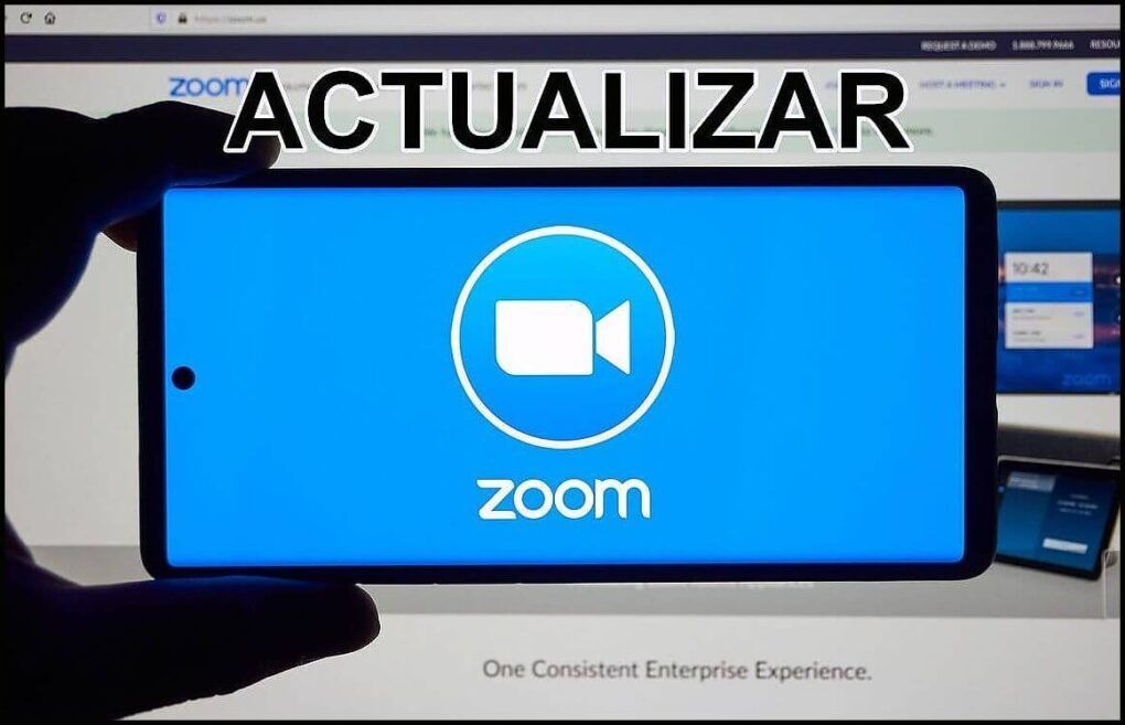 Looking to update the ZOOM video conferencing app TO THE LATEST VERSION available for PC, Android or iOS?