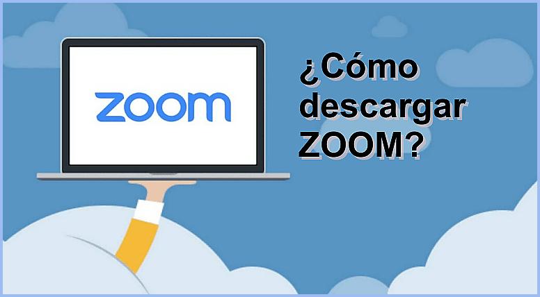 Aprende cómo Descargar ZOOM GRATIS ✅ para tu PC Windows, teléfono inteligente Android o iOS para iPhone de forma fácil y rápida.