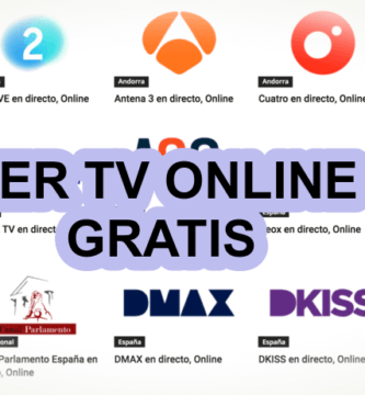Aprende cómo ver la TV EN DIRECTO gratis por internet 😱, de cualquier país y cualquier canal regional de tu localidad.