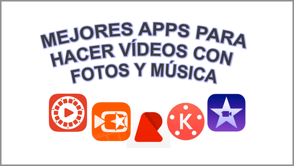 Learn how to make videos with photos and music for FREE 🔥 with apps for Android and iOS, step by step, easy and simple.