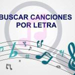 Aprende cómo BUSCAR Canciones mediante trozos de LETRA, utilizando apps, servicios online y BUSCADORES DE CANCIONES.