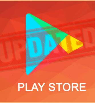 Aprende cómo Actualizar la tienda de GOOGLE PLAY STORE a la última versión disponible.