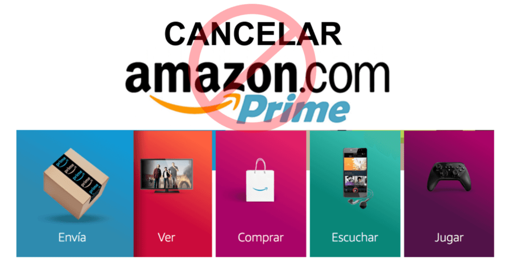 Looking to cancel or unsubscribe from an Amazon Prime subscription? ENTER HERE and learn how to cancel it step by step.