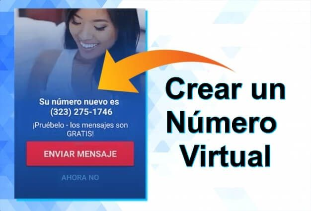 Looking to Create a FREE VIRTUAL Phone NUMBER for WhatsApp or calls? ⭐ ENTER HERE ⭐ to learn step by step how to do it.