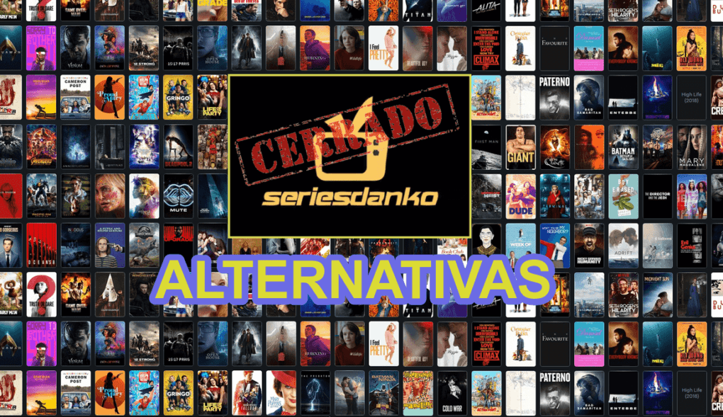 See what are the best ALTERNATIVES to SeriesDanko to watch movies and series online.