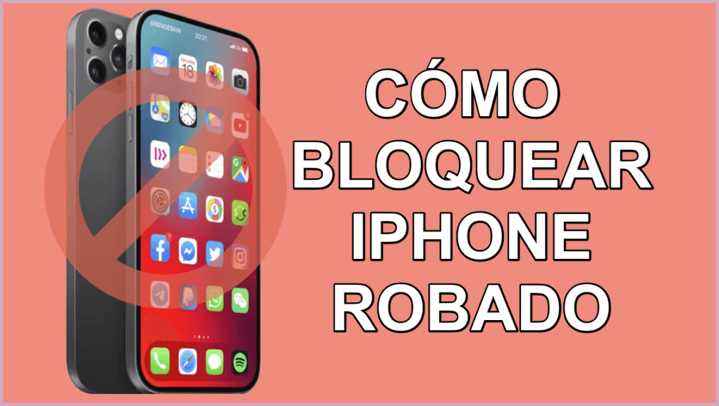Lost iPhone? 😱 Learn how to block a STOLEN or lost IPHONE using iCloud or by IMEI number step by step.