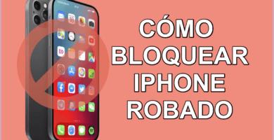 ¿iPhone extraviado? 😱 Aprende cómo bloquear un IPHONE ROBADO o perdido mediante iCloud o por número IMEI paso a paso.