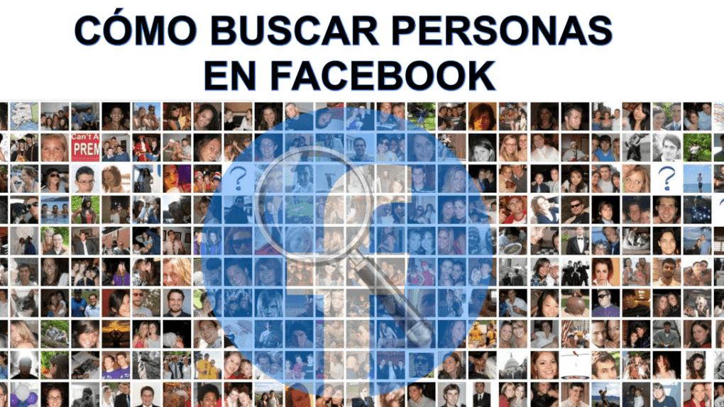 ✅ ACTUALIZADO: Aprende cómo buscar personas en Facebook por su NOMBRE Y APELLIDO ⭐, ciudad, número de teléfono o correo electrónico.