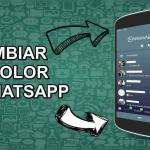 See how you can change the ⭐ WHATSAPP COLOR ⭐ safely and EASY for Android and iOS.