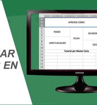 See how you can COMBINE, join and CENTER CELLS in Microsoft Excel step by step and EASY.